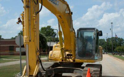 Udlejning gravemaskine – den bedste hjælp til dit graveprojekt
