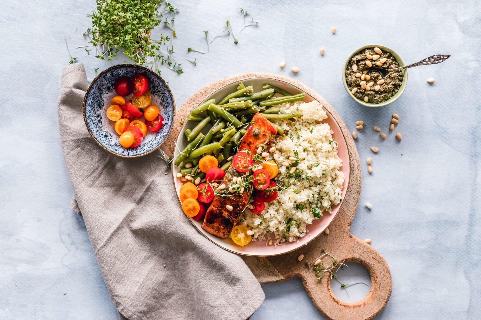 Sunde måltidskasser gør den daglige madlavning mere overskuelig