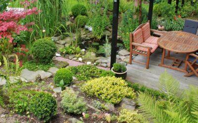 Vælg teak havemøbler til dit udemiljø