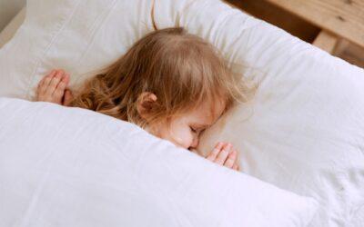 Hvilke vilkår er der for en god nattesøvn for børn?