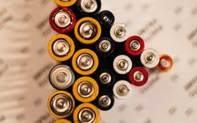 Batterier til adskillige formål