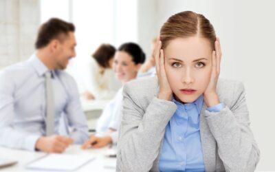 Støj på kontoret – Sådan kommer du det til livs